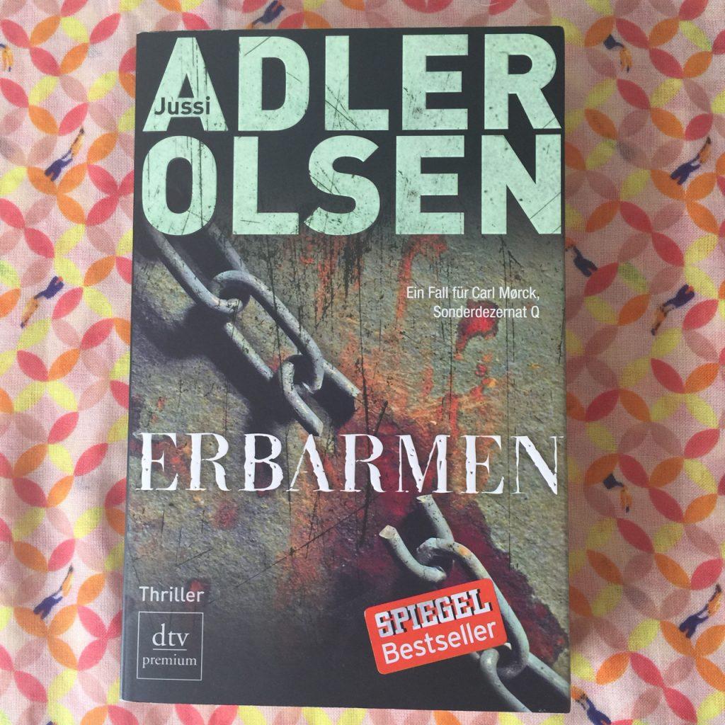 Erbarmen von Jussi Adler Olsen