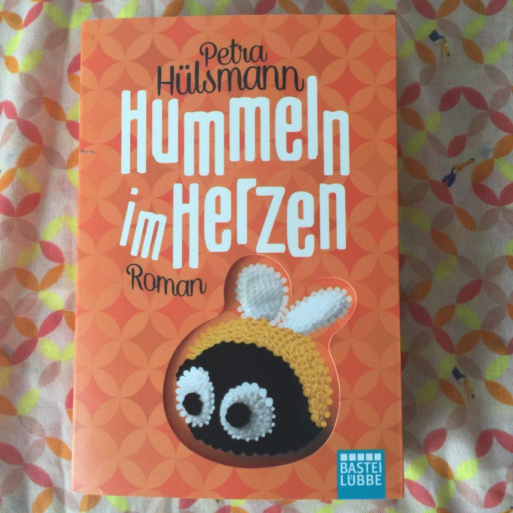 Hummel im Herzen von Petra Hülsmann