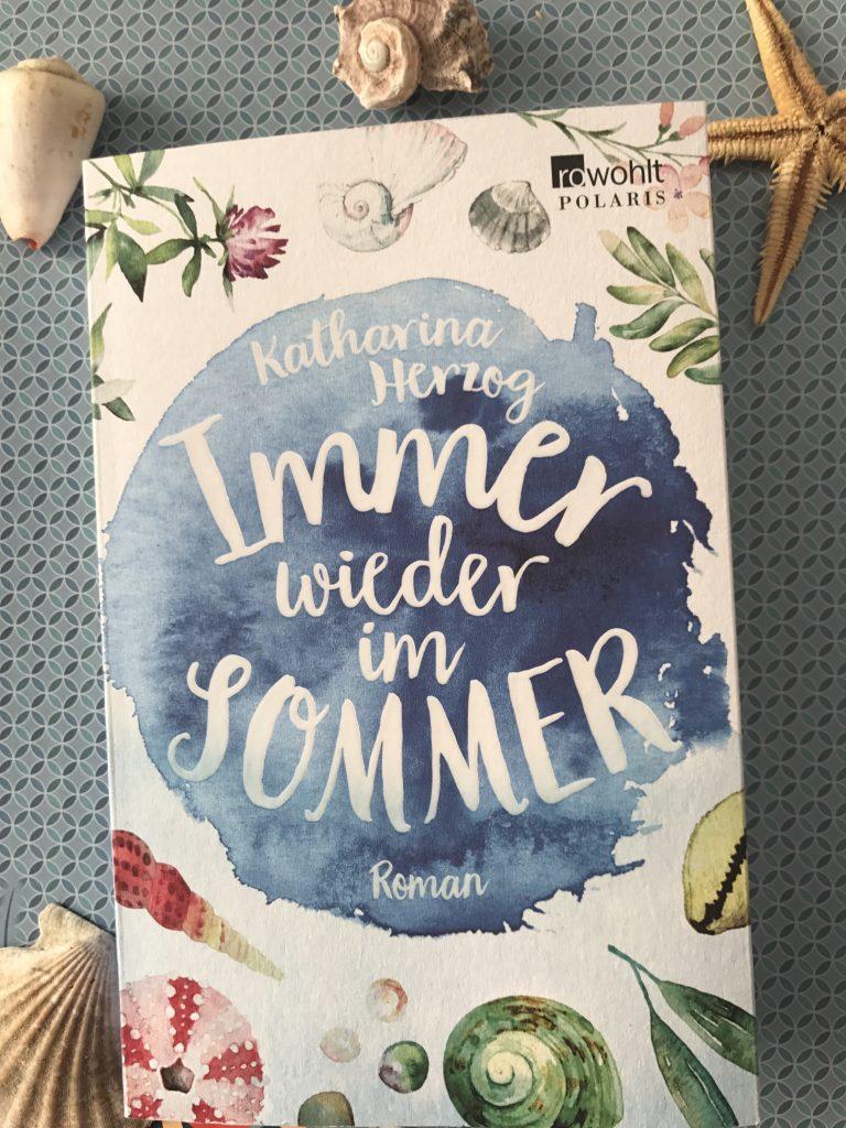 Immer wieder im Sommer von Katharina Herzog