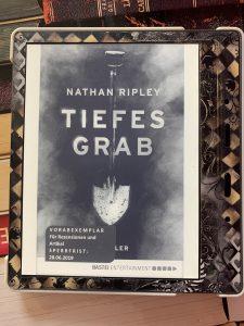 Tiefes Grab von Nathan Ripley