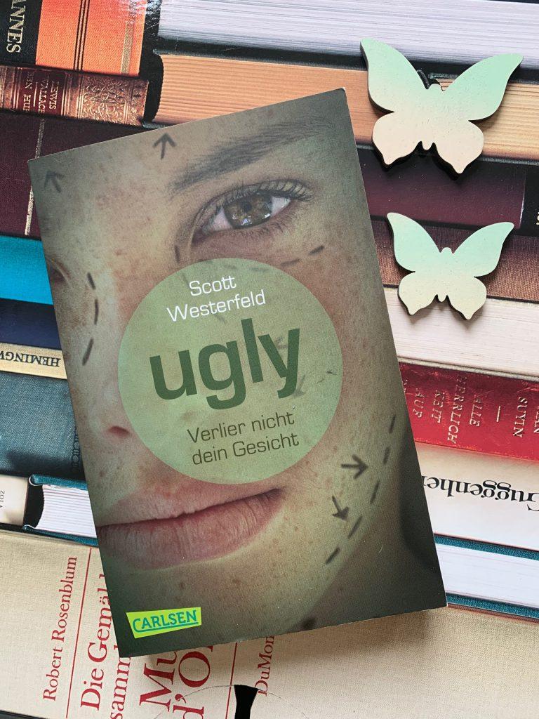Ugly - Verlier nicht dein Gesicht von Scott Westerfeld