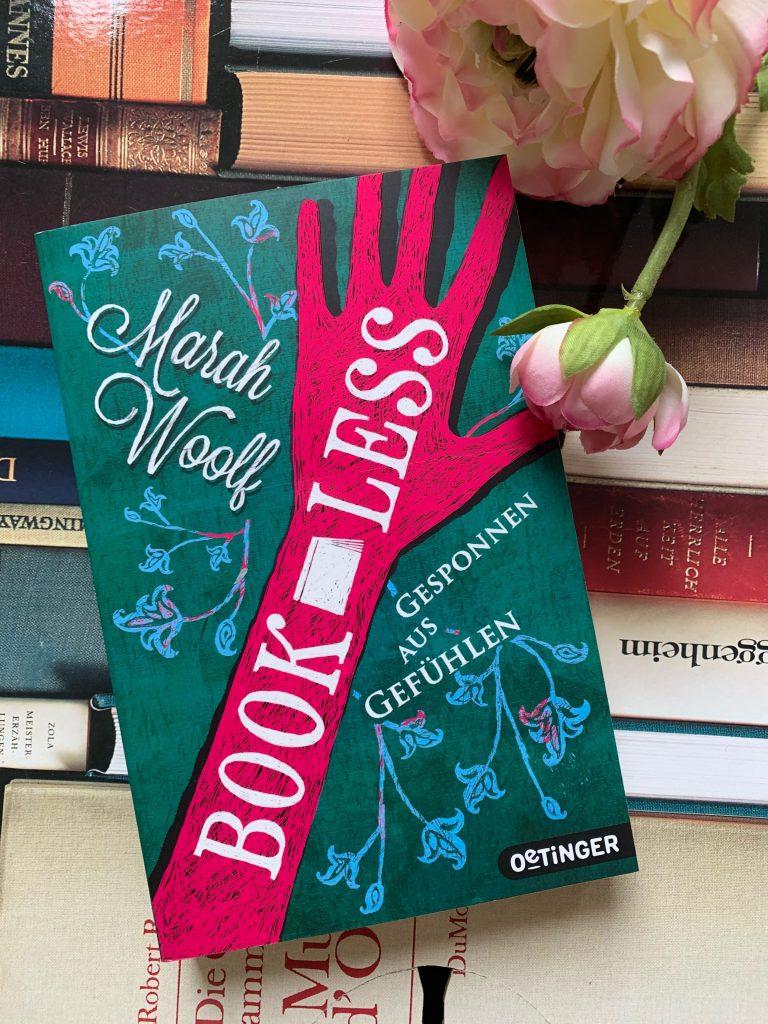 BookLess: Gesponnen aus Gefühlen von Marah Woolf
