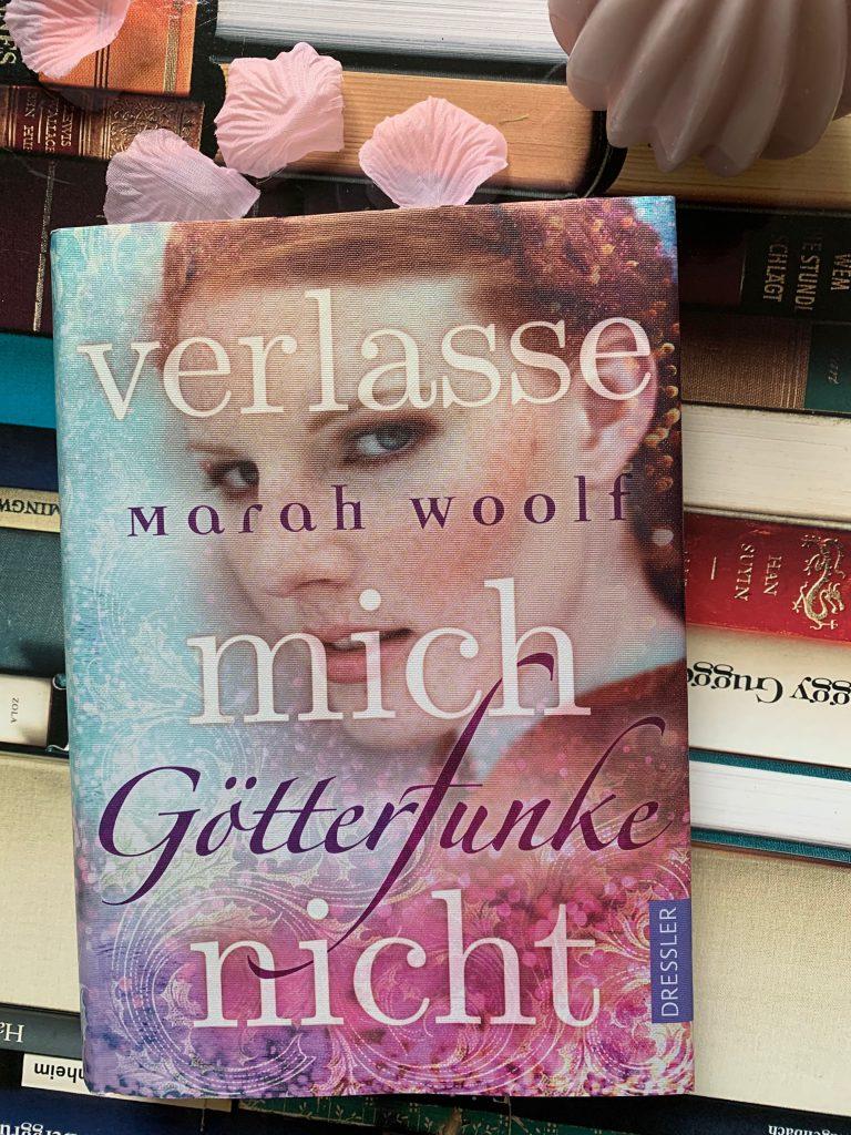 GötterFunke: Verlasse mich nicht von Marah Woolf