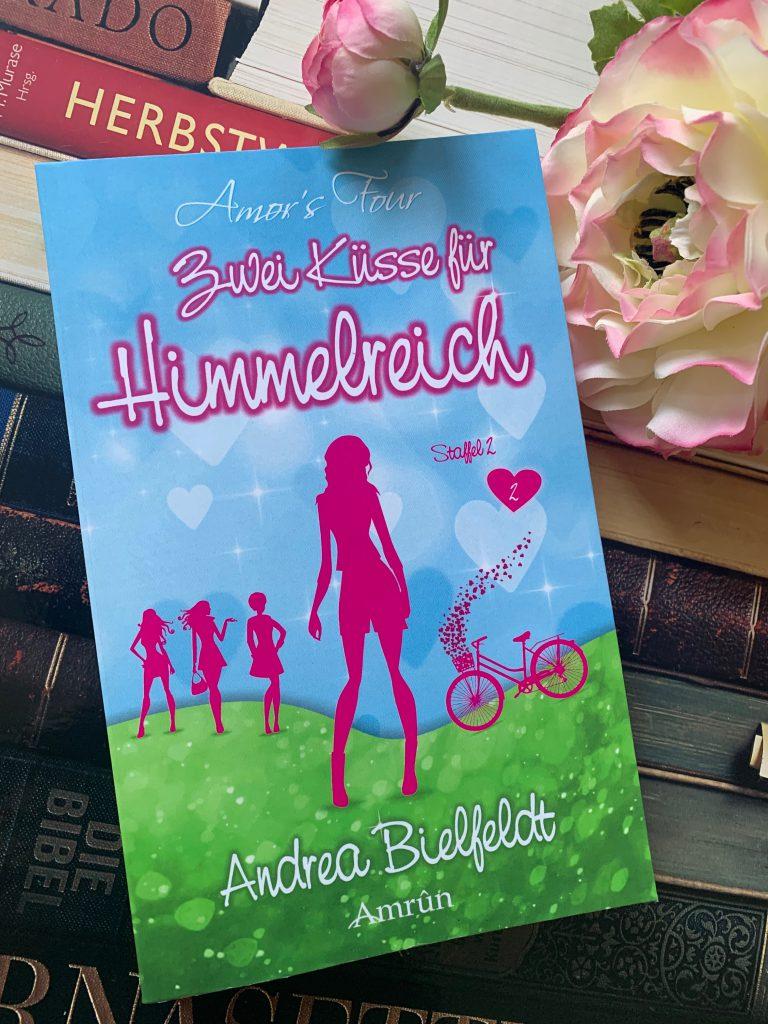 Zwei Küsse für Himmelreich von Andrea Bielfeldt
