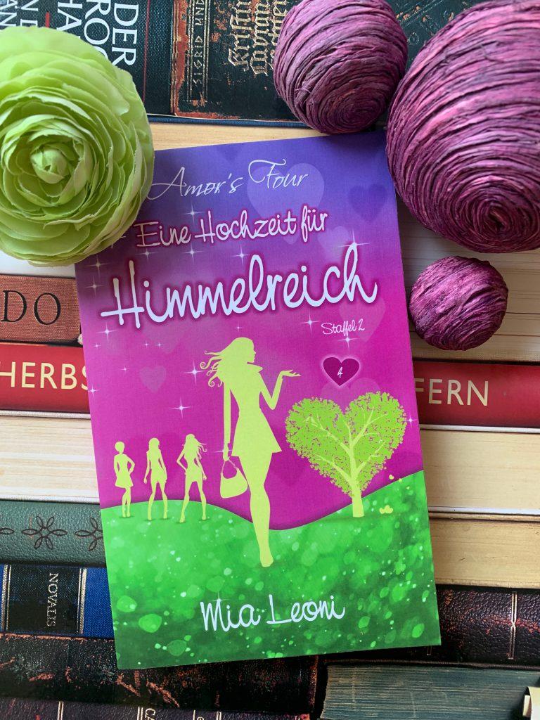 Eine Hochzeit für Himmelreich von Mia Leoni