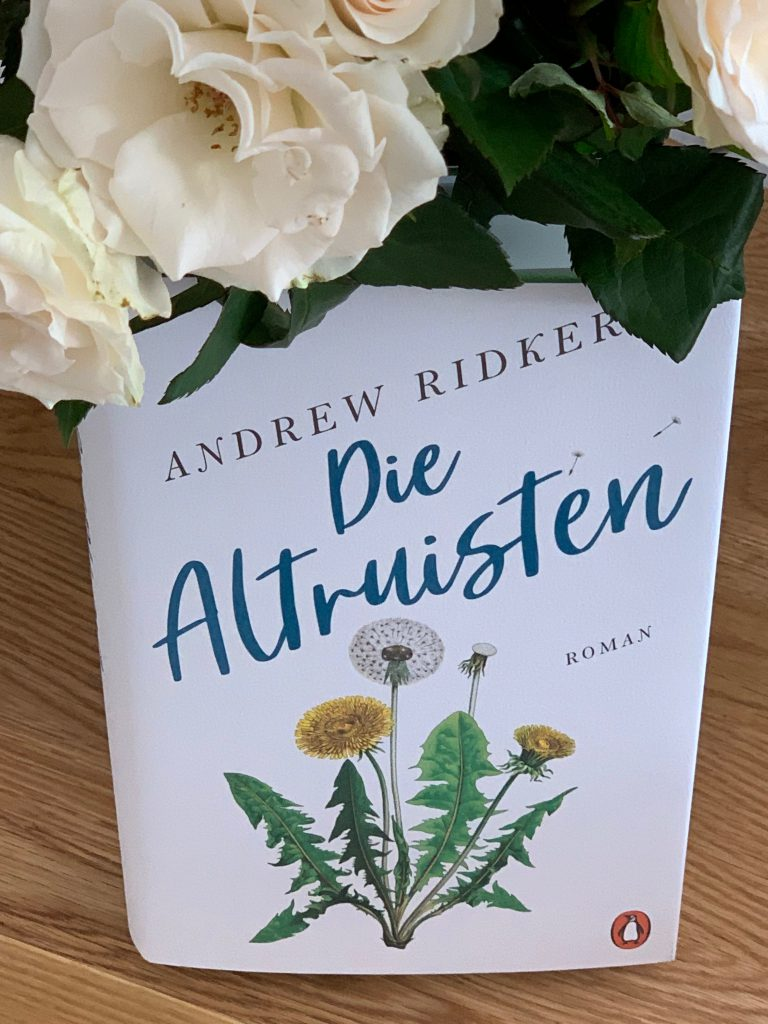Die Altruisten von Andrew Ridker