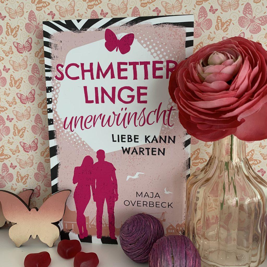 Schmetterlinge unerwünscht von Maja Overbeck