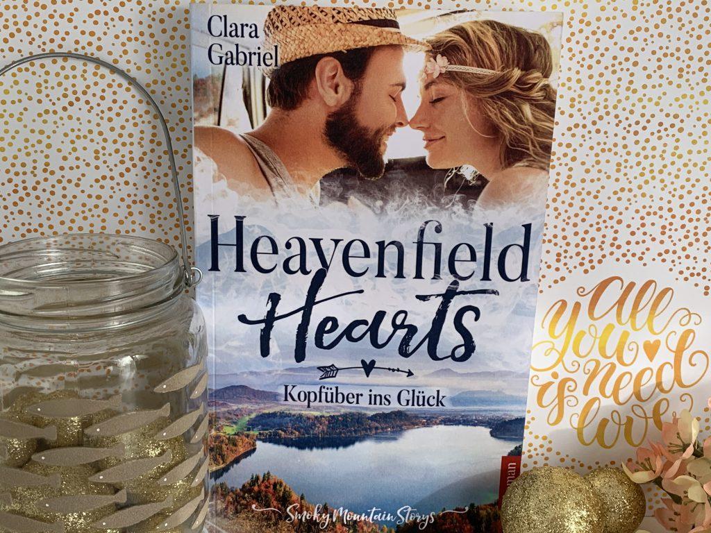 Heavenfield Hearts: Kopfüber ins Glück