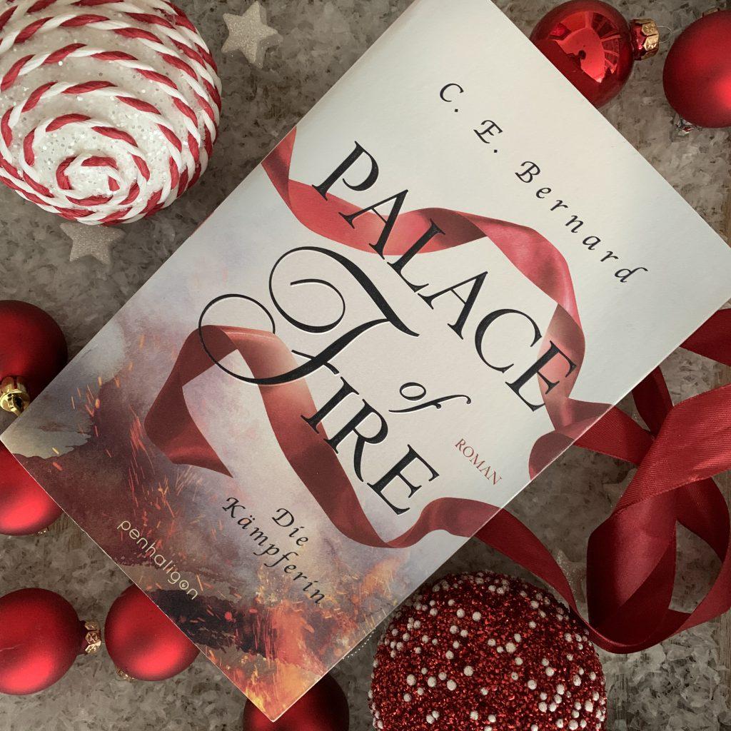Palace of Fire: Die Kämpferin von C.E. Bernard