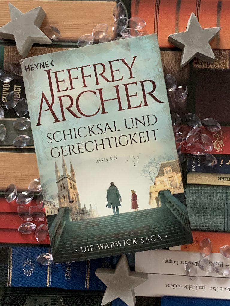 Schicksal und Gerechtigkeit von Jeffrey Archer