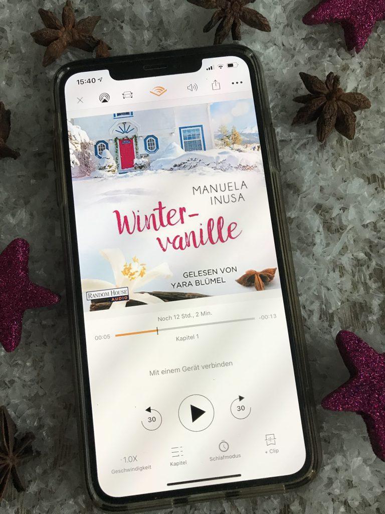 Wintervanille von Manuela Inusa