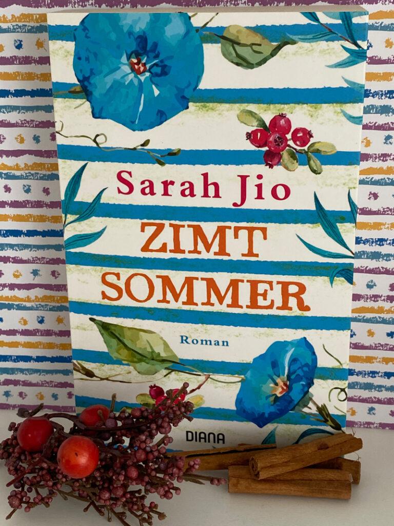 Zimtsommer von Sarah Jio