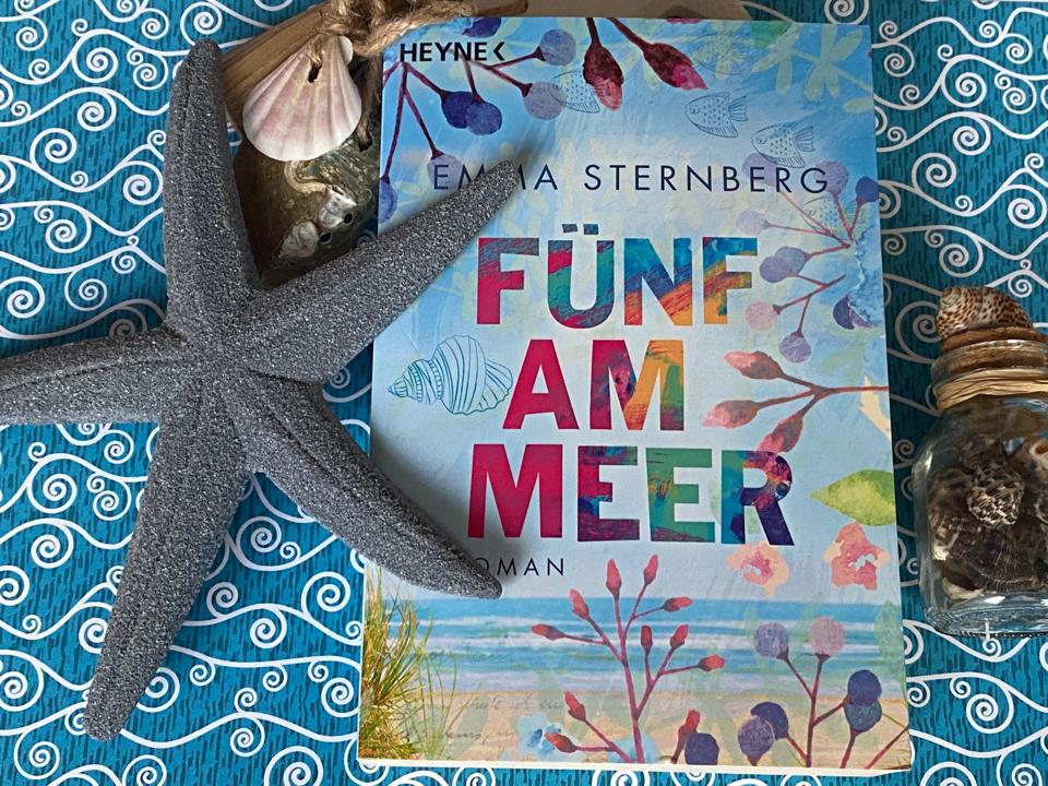 Fünf am Meer von Emma Sternberg