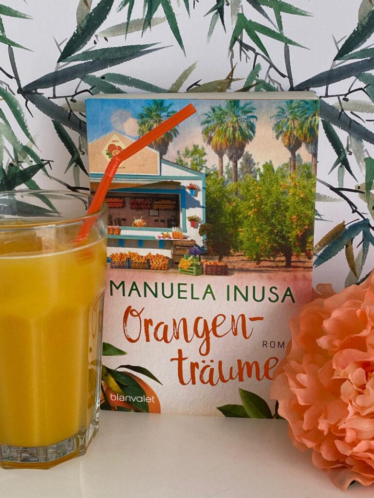 Orangenträume von Manuela Inusa
