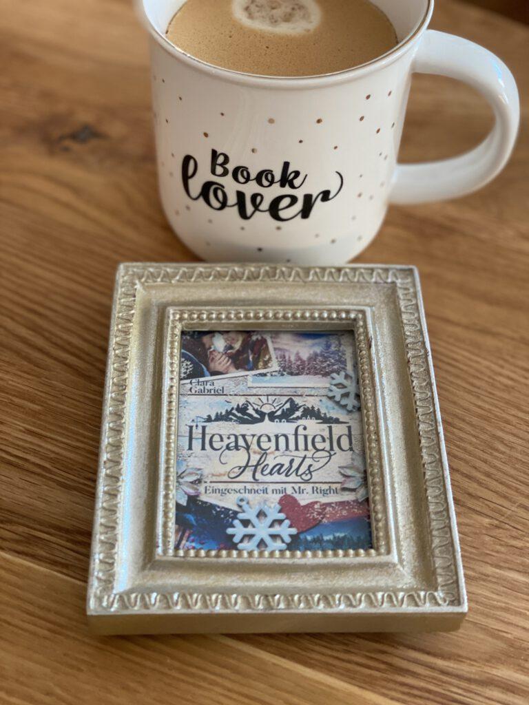 Heavenfield Hearts - Eingeschneit mit Mr. Right von Clara Gabriel